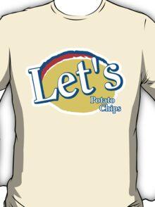 Let's Potato Chips: Sour Cream & Onion (Community) T-Shirt