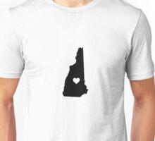 New Hampshire <3 Unisex T-Shirt