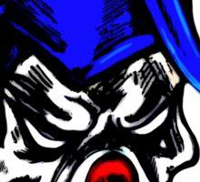 Skull Joker Sticker