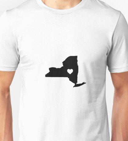 New York <3 Unisex T-Shirt