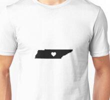 Tennessee <3 Unisex T-Shirt
