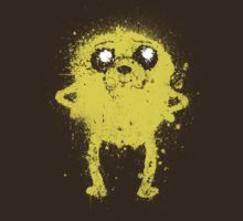 A Splash of Jake The Dog by tdx00