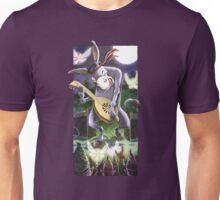 Donkey Plays the Lute Unisex T-Shirt