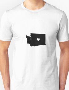 Washington <3 T-Shirt