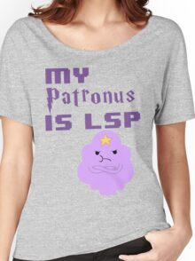 My Patronus is LSP  Women's Relaxed Fit T-Shirt