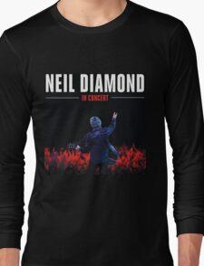 NEIL DIAMOND CONCERT Long Sleeve T-Shirt
