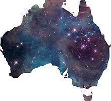 Australia Nebula by everyonedesigns