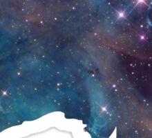 Australia Nebula Sticker