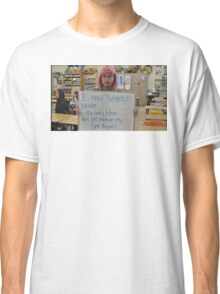 FEMINISM: A TEENS FIGHT FOR EQUALITY IN THE WORLD Classic T-Shirt