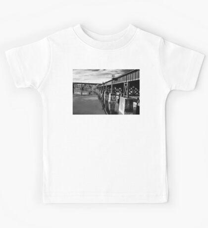 Bridge Over Troubled Waters ~ Black&White Kids Tee