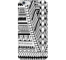 Samoan Print Phone case iPhone Case/Skin