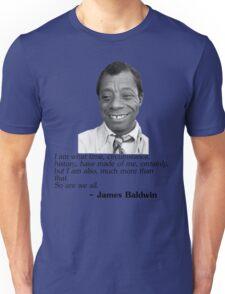 James Baldwin Unisex T-Shirt