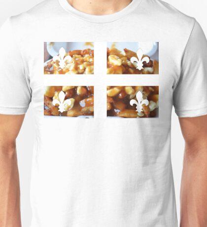 Poutine Culture Unisex T-Shirt