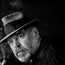 Jazz and a good cigar by Jeffrey  Sinnock