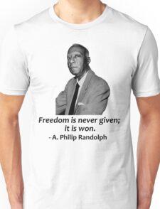 A. Philip Randolph Unisex T-Shirt