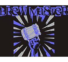 Brew Master Photographic Print