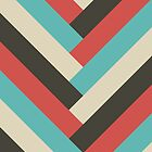 Poster Color Bars by Chicago Tee