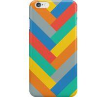 Flat Colors iPhone Case/Skin