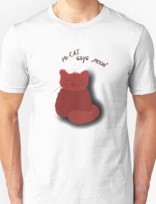 Mr. Cat T-Shirt