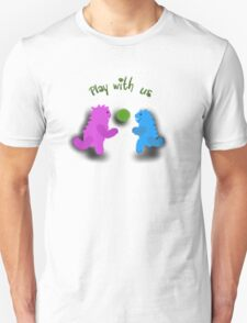 Dinos - play with us T-Shirt