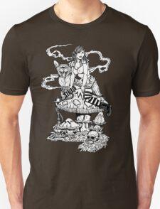 Alice With Mushroom T-Shirt