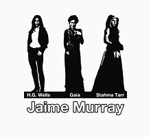 Jaime Murray characters - Warehouse 13, Spartacus, Defiance Unisex T-Shirt