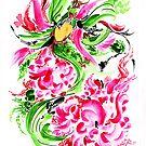 Colour stories I: Makiling by likhain
