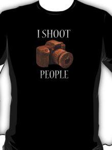 I Shoot People T-Shirt