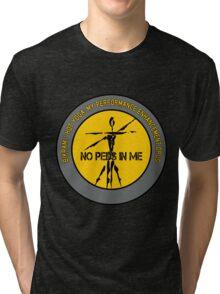 Bikram   Hot Yoga - My Performance Enhancement Drug Tri-blend T-Shirt
