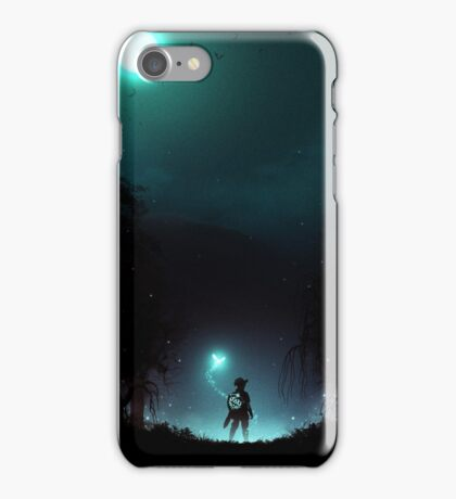 It's Dangerous to Go Alone  (V.2) iPhone Case/Skin