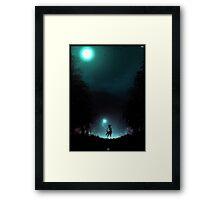 It's Dangerous to Go Alone  (V.2) Framed Print