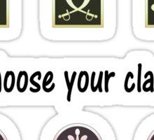 Log Horizon Class Sticker