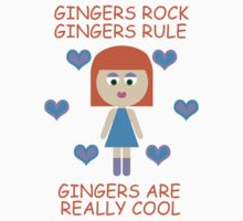 GINGERS ROCK by Isla Marie Drummond