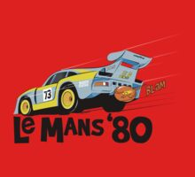Porsche  935 K3 Le Mans 1980 Baby Tee