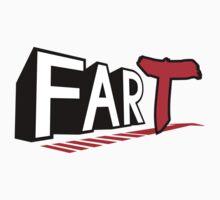 Shirt 54.5 / 100 - FART Baby Tee