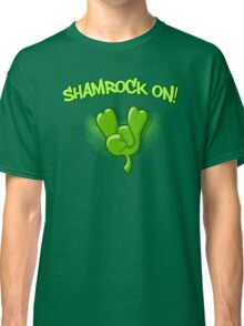 Shamrock On Classic T-Shirt