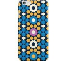 Arabic geometric pattern iPhone Case/Skin