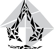 Assassin's Creed Shard Insignia by DawidSJ