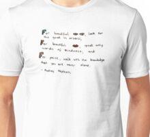 The Beauty of Audrey Hepburn Unisex T-Shirt