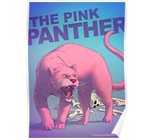The pink panther BADASS Poster