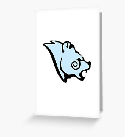 Stormcloak Emblem Greeting Card
