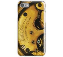 Watched iPhone Case/Skin