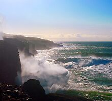 Cliffs Of Moher, Clare, Ireland by James Coleman