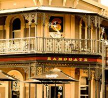 The Ramsgate Hotel, Henley Square Sticker