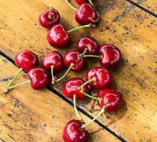Fresh Cherry by thegaffphoto