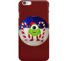 Mini Mike Wazowski Elf iPhone Case/Skin