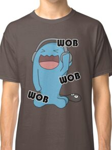 Wob Wob wobbuffet Classic T-Shirt