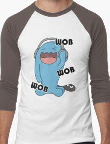 Wob Wob wobbuffet Men's Baseball ¾ T-Shirt