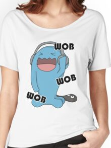 Wob Wob wobbuffet Women's Relaxed Fit T-Shirt