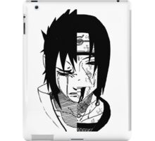 itachi and sasuke iPad Case/Skin